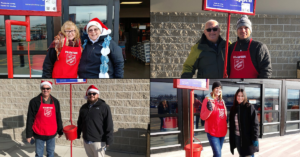 Sioux City Red Kettle Bell Ringing