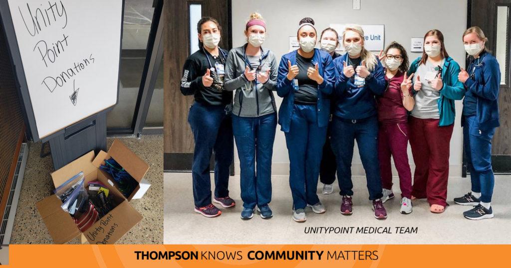 Thompson 3D PPE