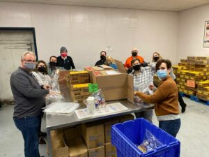 Siouxland Food Bank Pack the Bags